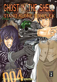 Frontcover Ghost in the Shell – Stand Alone Complex 4