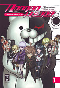 Frontcover Danganronpa – The Animation 1