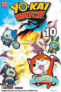 Frontcover Yo-kai Watch 10