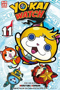 Frontcover Yo-kai Watch 11