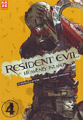 Frontcover Resident Evil – Heavenly Island 4