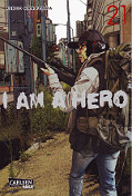 Frontcover I Am a Hero   21