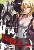 Frontcover Triage X 14