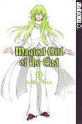 Frontcover Magical Girl of the End 13