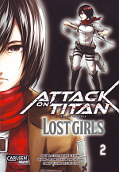 Frontcover Attack on Titan - Lost Girls 2