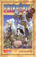 Frontcover Fairy Tail 50