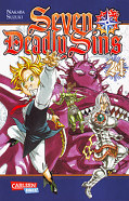 Frontcover Seven Deadly Sins 24