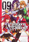Frontcover Dragons Rioting 9
