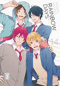 Frontcover Rainbow Days 14