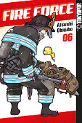 Frontcover Fire Force 6