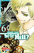 Frontcover Does Yuki go to hell? 6