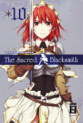 Frontcover The Sacred Blacksmith 10