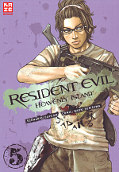Frontcover Resident Evil – Heavenly Island 5