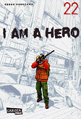 Frontcover I Am a Hero   22