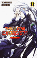 Frontcover Twin Star Exorcists: Onmyoji 11