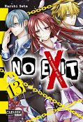 Frontcover No Exit 13