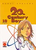 Frontcover 20th Century Boys 10