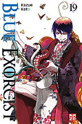 Frontcover Blue Exorcist 19