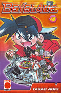 Frontcover Beyblade 4