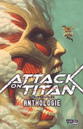 Frontcover Attack on Titan - Anthologie 1