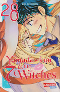 Frontcover Yamada-kun and the seven Witches 28