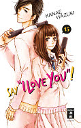 "Frontcover Say ""I Love You!"" 15"