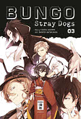 Frontcover Bungo Stray Dogs 3