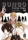 Frontcover Bungo Stray Dogs 5