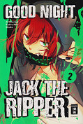 Frontcover Good Night Jack the Ripper 2
