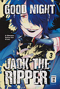 Frontcover Good Night Jack the Ripper 3
