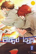 Frontcover Blood Loop 1