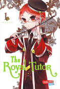 Frontcover The Royal Tutor 1