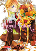 Frontcover The Royal Tutor 3