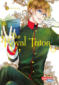 Frontcover The Royal Tutor 4