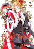 Frontcover The Royal Tutor 7