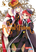 Frontcover The Royal Tutor 8