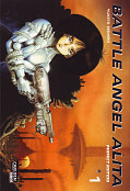 Frontcover Battle Angel Alita 1