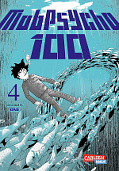 Frontcover Mob Psycho 100 4