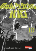 Frontcover Mob Psycho 100 10