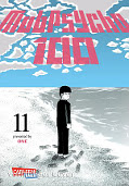Frontcover Mob Psycho 100 11