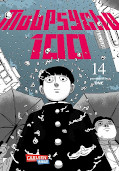 Frontcover Mob Psycho 100 14