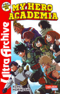 Frontcover My Hero Academia – Ultra Archive 1