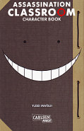 Frontcover Assassination Classroom Character Book 1