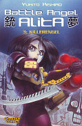Frontcover Battle Angel Alita 3