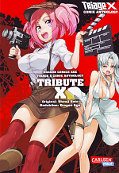Frontcover Triage X Tribute 1
