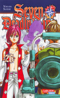 Frontcover Seven Deadly Sins 26