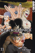 Frontcover Black Clover 11