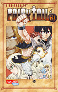 Frontcover Fairy Tail 61