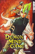 Frontcover Demon Mind Game 1