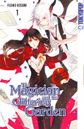 Frontcover The Magician and the Glittering Garden 1